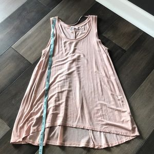 Cable & Gauge mauve high/low top size small